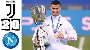 But two minutes later they had real hope when lozano, on his debut following a move from psv eindhoven, slotted in from mario rui's cross to. Cristiano Ronaldo Helps Juventus Beat Napoli To Win Italian Super Cup Sports News The Indian Express