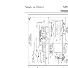 parts for frigidaire plcf489ccd wiring diagram parts frigidaire gas range