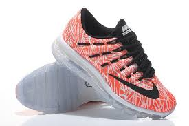 nike shoes 2016. nike air max 2016 orange white men shoes