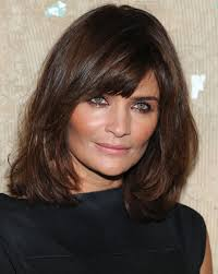 Hairstyles Instyle Haircuts Med Length Haircuts With Bangs