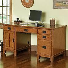 office desk styles. Double Pedestal Study Desk - 30\ Office Styles E