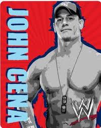 John Cena Throw Blanket
