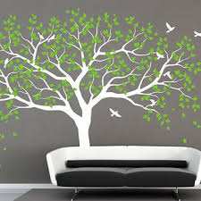 >tree wall decal nursery wall decal wall from iwalldecals on etsy large tree wall decal tree wall decals frame family photo tree wall decal wall sticker art