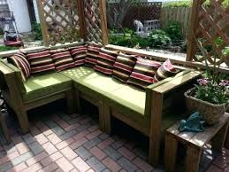 outdoor furniture diy plans fantastic how to make patio furniture build  your own outdoor sectional beginner . outdoor furniture ...