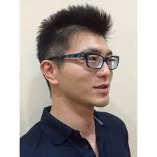 オシャレボウズ系ソフトモヒカン アットグラーロ名古屋大須店