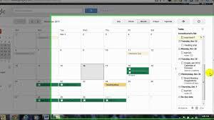 List To Do How To Create A To Do List Using Google Calendar Youtube