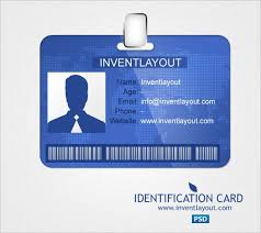 Business Id Template 29 Id Card Templates Psd Free Premium Templates