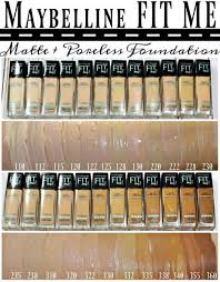 Maybelline Fit Me Foundation Shade Chart I Have Supar Stay Foundation Shade 128 So Which Fit Me