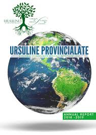 2018-2019 Annual Report by UrsulineSistersoftheEast - issuu