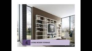 Storage For Living Room Clever Living Room Storage Ideas Youtube
