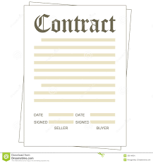 Blank Contracts Printable Printable Blank Contracts 16