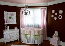Image of Baby girl room ideas on a budget