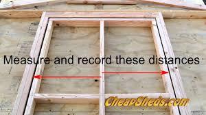 How To how to build door pics : How To Build A Shed Door - YouTube