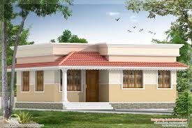 Kerala Style Bedroom Small Villa Home Design Building Plans