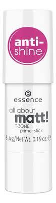 Купить <b>праймер для лица</b> All About Matt T-Zone Primer Stick 5,4г ...