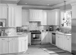 grey floor solid and gorgeous painted furniture ideas high gloss paint kitchen white design cabinets hinges flush cabinet