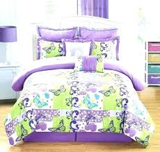 purple and lime green comforter sets quilt bedding sheets bright quilted jacket