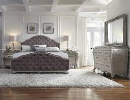 4 piece pulaski furniture rhianna upholstered bedroom set