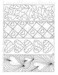 Small Picture Best Images Of Flower Bookmark Printable Coloring Pages Bookmarks