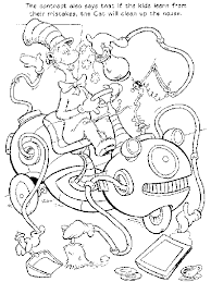 Small Picture Happy Birthday Dr Seuss Add Photo Gallery Coloring Pages Dr Seuss