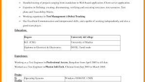 Free Professional Resume Templates Microsoft Word 2010 In Ms
