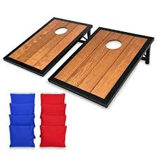 Wooden Corn Hole Game