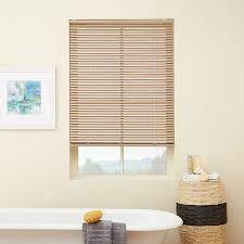 1 Single Touch Cordless Aluminum Mini Blinds Selectblinds Com Aluminum Blinds Bathroom Windows Bathroom Window Treatments