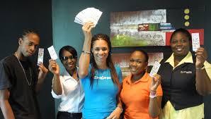 St. Martin News Network - Chippie confirms First Ticket Winners.