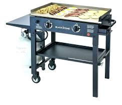 griddle grill griddle portable outdoor table top gas griddle 2 burner propane gas grill with