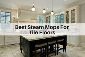 best steam mop for tile floors 2020