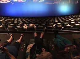 Vip Recline Seats Picture Of Bransons Imax Entertainment