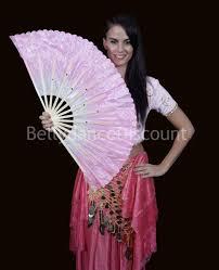 Light Pink Dance Costume Light Pink Belly Dance Fan Bellydancediscount Com 6 58 Eur
