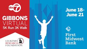 abc 7 gibbons 5k run and 3k walk