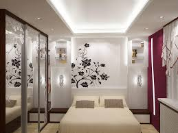 Mirror Ceiling Bedroom Wall Paint Designs For Bedrooms