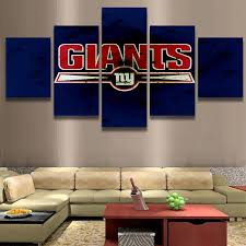 new york giants sports team logo on ny giants canvas wall art with canvas prints archives page 30 of 50 panel wall art