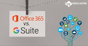 Instantly integrate with microsoft office, skydrive (one drive). Office 365 Vs G Suite Comparison Which Is Best