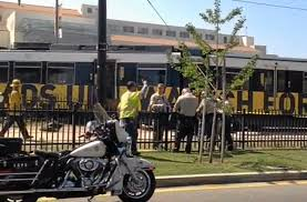 Metro train crash near USC injures 21, including two seriously ...