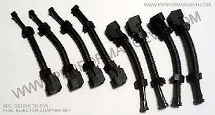 lq4 lq9 4 8 5 3 6 0 delphi wire harness to ls1 ls6 lt1 ev1 lq4 lq9 4 8 5 3 6 0 delphi wire harness to ls2 ls3 ls7 ev6 injector adapters