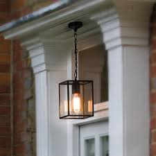 black outdoor porch pendant light front porch pendant light
