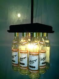 liquor bottle lamps kits chandeliers liquor bottle chandelier bar light table desk lamps kit liquor bottle liquor bottle lamps kits