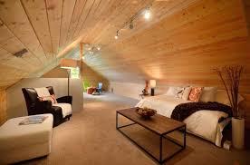 attic lighting. Sloped Attic Lighting