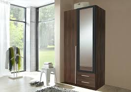 wardrobe mirror skate made modern walnut black and mirror 2 door 2 drawer wardrobe ikea wardrobe sliding mirror doors for wardrobe mirror bunnings
