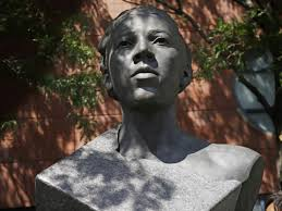 Statue Unveiled At U.S. Open Of Tennis Trailblazer Althea Gibson : NPR