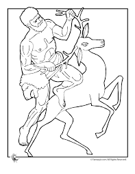 Small Picture Ancient Greek Gods and Greek Heroes Coloring Pages Greek Myths