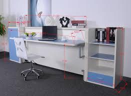 Office desk bed Costanza Deskbedsideways Murphysofa Smart Furniture Wall Bed Desk Units From Murphysofa Balances Items On The Desk