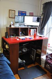 Indoor And Ikea Standing Desk Teleogistic in Ikea Standing Desk Hack