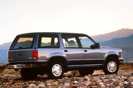 1991 05 ford explorer sport trac sport consumer guide auto 1991 ford explorer 4 door wagon