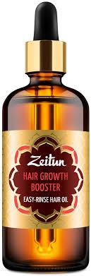 """Зейтун <b>Легкосмываемое масло для волос</b> """"Активатор роста ..."""
