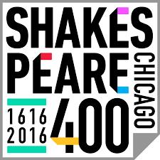 shakespeare chicago shakespeare 400 logo
