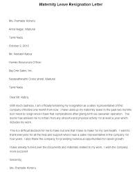 How To Write A Maternity Leave Letter For Work Maternity New Company Driver